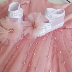 Botosei roz pudra